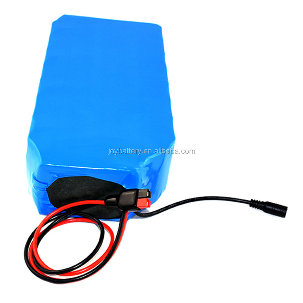 24V 10Ah LiFePO4 rechargeable lithium battery pack with bms for e-scooter