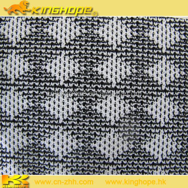 Polyester fabric knit fabric manufacturer for shoe upper
