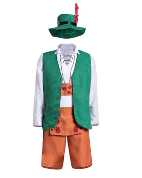 2017 wholesale mens robin hood costume men's cosplay costume
