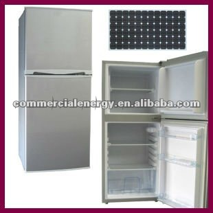 DC Compressor Low Power Consumption Solar Refrigerator