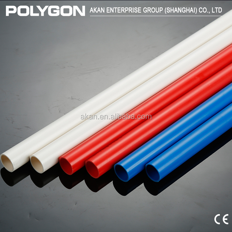 Fashionable Polygon Pvc Pipe