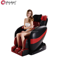 Factory direct full body comfortable zero gravity heat and massage recliners