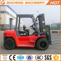 YTO 5Tons Diesel Forklift CPCD50 With New Price