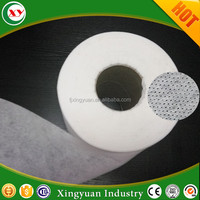 Wholesale women sanitary pads raw material of perforated hydrophilic non woven fabric for top sheet