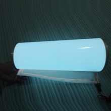 low price cuttable electroluniminescent EL backlight sheet/led panel