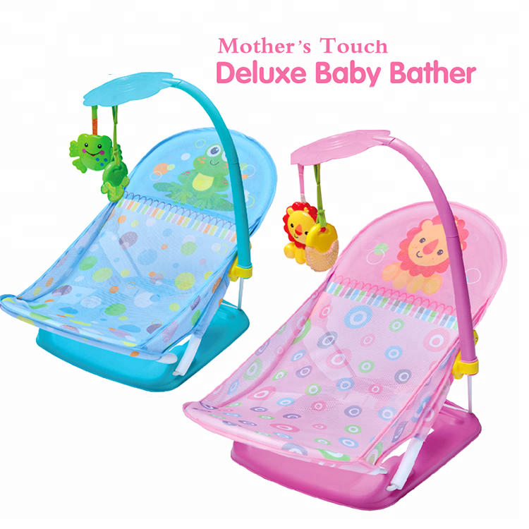 13.2 Hot Selling Baby Bath Toy Baby Bather Chair Seat With Baby Toys ...