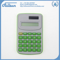 FS-888 mini plastic promotional calculator