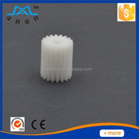 High quality nylon/ plastic spur gear use for industry