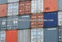20'/40'/40'HQ USED CONTAINER