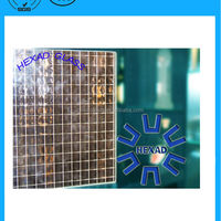 High Quality 10mm Clear Wired Glass