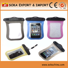 top quality custom oem mobile phone waterproof case