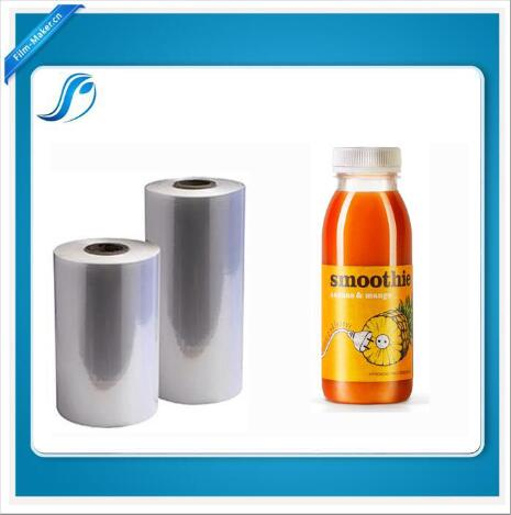 Heat Shrinkable PVC Label Printing Film