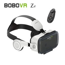 [Genuine] 2016 New Xiaozhai Z4 BOBOVR VR Box 120 degree FOV 3D Glasses with Bluetooth controller VR Virtual Reality Headset