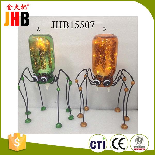 2016 Latest metal standing animal shaped craft harvest festival decorations