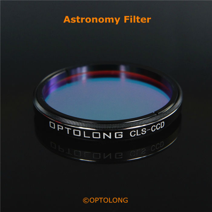 Telescope objective lens CLS CCD Filter For Astronomy Telescope lens,CLS-CCD filter,digital eyepiece