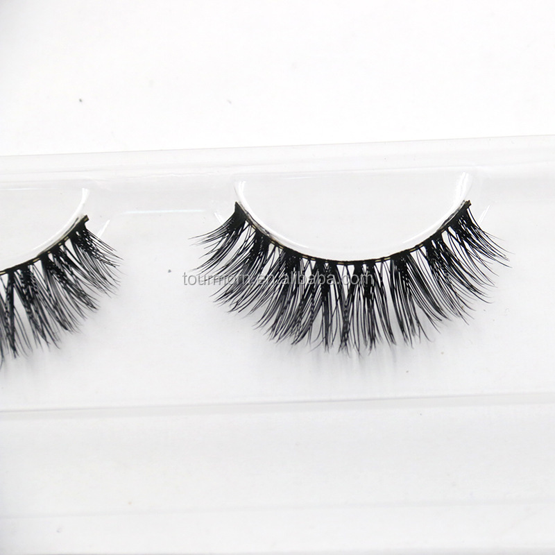 Lashes Wholesale 3D Mink Lashes Own Brand Mink Fur Eyelashes High Quality Lovely 3D