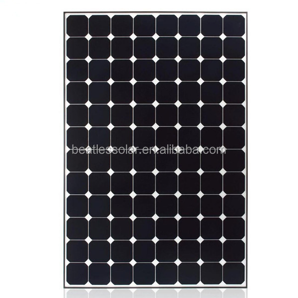 China Factory 1000W Sunpower Solar Cell Folding Solar Panel