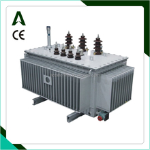 dyn11 SH15 amorphous alloy core oil immersed 3 phase 10kv11kv 20kv distribution transformer