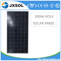 300w polycrystalline solar cells solar panel of Chinese factory