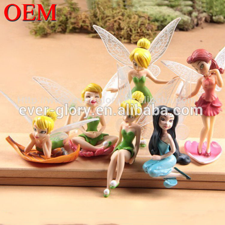 OEM Fantasy Flying Fairy Garden Toys Figurines