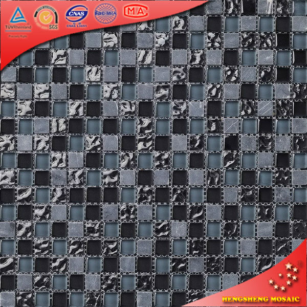 KS29 Mixed Color Family and Parquet Feature mosaic tiles philippines