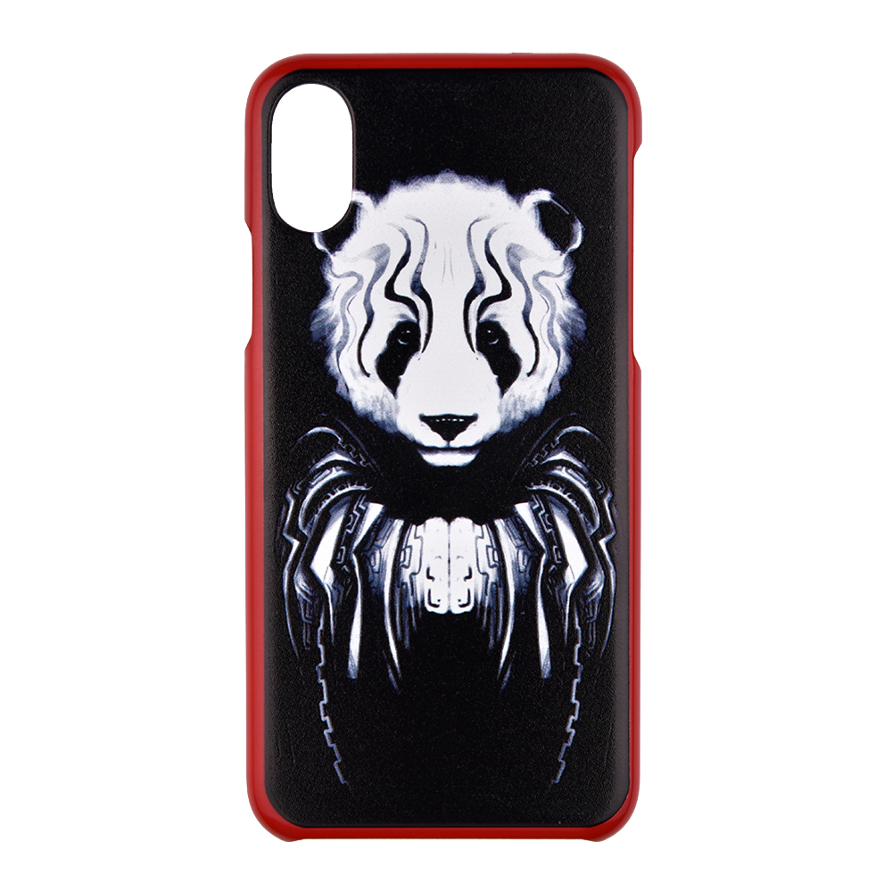 C&T Hybrid PC Hard Case Protective Back Cover Creative Cartoon Pattern Design for Apple iPhone 8
