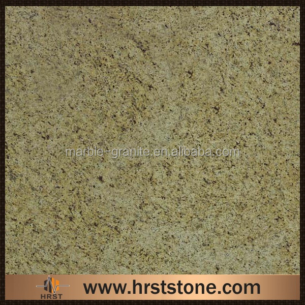 Brazil giallo ornamental original yellow granite