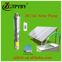 3SSW1.8-16-24-120 solar pump solar water pumps system