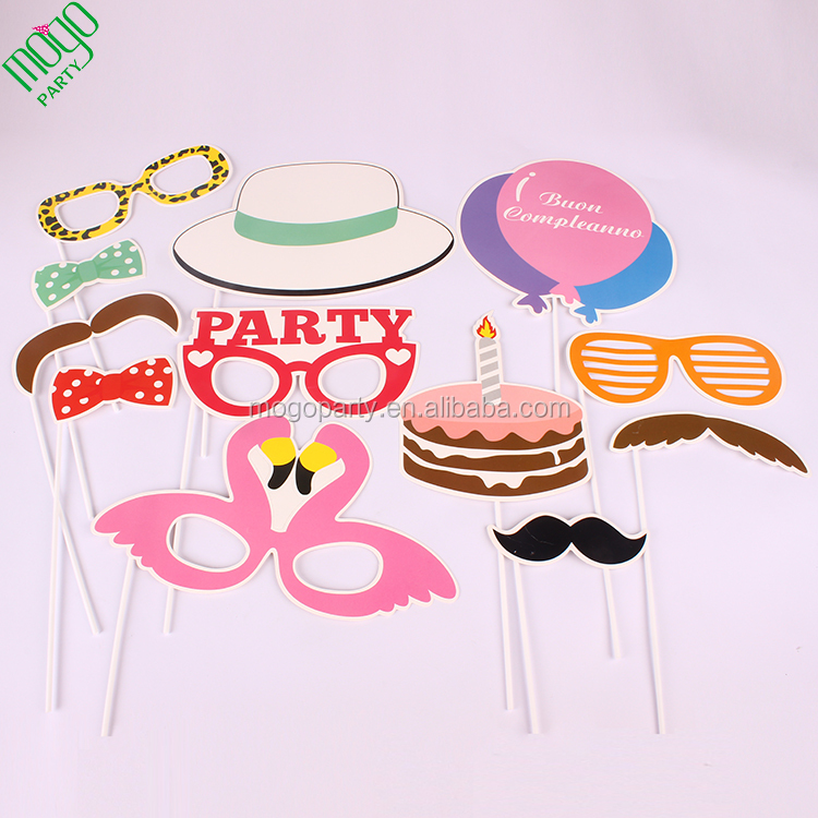 Party Favors Photo Booth Props For Birthday Party Fun
