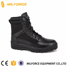 MILFORCE-genuine cow leather fashion design men military ankle boot for sale