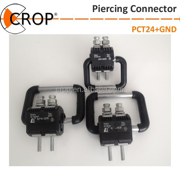 Temporary Earthing Connector/Piercing Connector/IPC /PCT24+GND