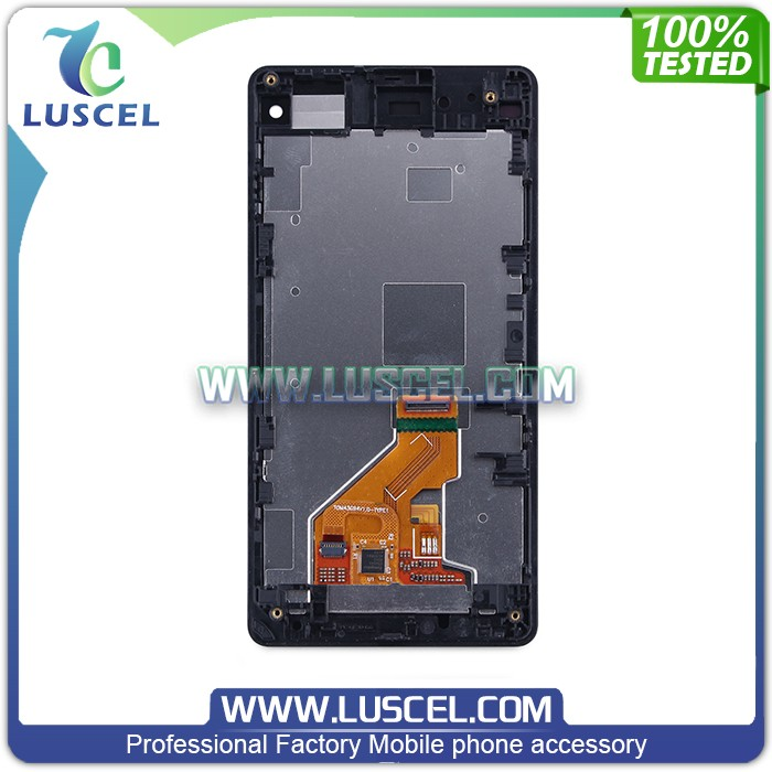Low price for Sony Ericsson Z1 mini/D5503/Z1 COMPACT LCD display touch screen