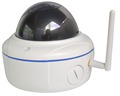 IPS 960P 1.3 Megapixel 2.8-12mm varifocal lens Vandalproof Infrared Dome WIFI Auto Zoom IPCameras IPS-524