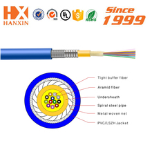 Competitive price undersheath Mini diameter fiber optic patch cables