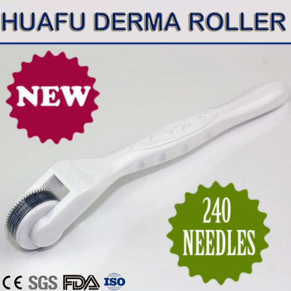 dermal skin beauty roller 240 derma roller eye