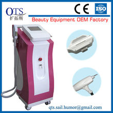 e light and nd yag for tattoo removal and skin rejuvenation and hair removal