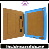 Multifunction customized case for ipad air wallet style stand leather tablet case for ipad air 2 wholesale