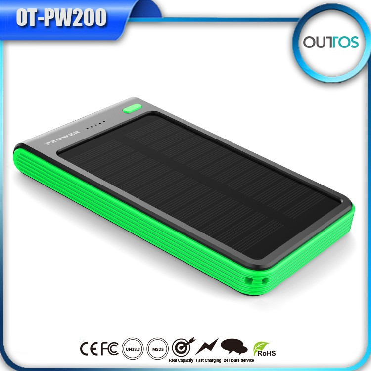 New Unique Product Ideas Window Solar Charger Portable Rechargeable Batteries