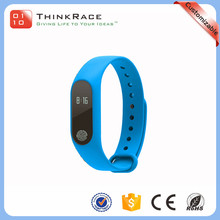 Heart-rate monitor sleep tracker m2 bluetooth smart bracelet fitness