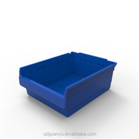 Plastic Parts Box for Wire Shelving System SF5420