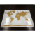 Personalized Design Deluxe Edition Scratch Off World Map For Traveler