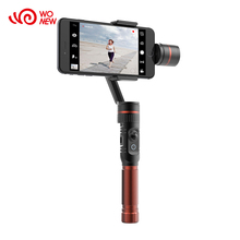 Good Performance Mobile Phone Smartphone Handheld 3 Axis Gimbal Stabilizer