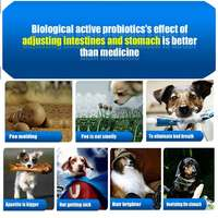 PANGOO dog, canine, collie, doggie probiotic acidophilus ingredients