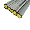 60mm Dia Spring Loaded Gravity Aluminium Conveyor Rollers