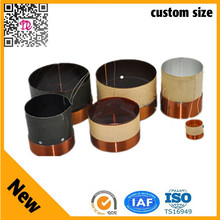 Alibaba China Supplier Nuandi Bass Horn / Bass Speaker Voice Coil