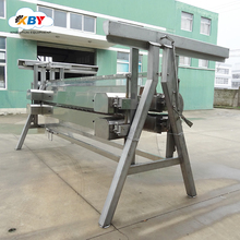 CE authentication chicken feather plucking machine/poultry plucker/plucker chicken plucking machine