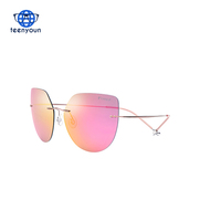 2017 New Brand Women Fashion Glasses
