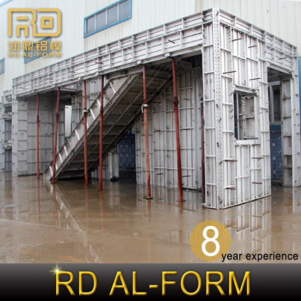 Guangdong RD time reduction and the cost shortening formwork materials