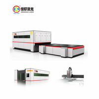 New Products 4KW 6KW 8KW CNC Metal Fiber Laser Cutting Machine Price For 22mm Carbon Steel 12mm stainless steel, 10mm Aluminum