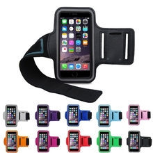 High Quality Waterproof Case For iPhone 6 Waterproof Sport Armband